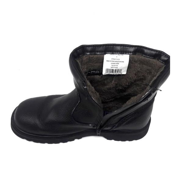 955b8fc1136 Denver Hayes Men's Side Zip Boots